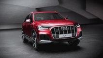 Audi Q7 Exterior design Highlights