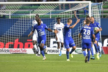 J03 - ESTAC 1-2 Le Havre ⎥Résumé du match