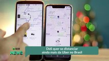 Didi que se distanciar ainda mais da Uber no Brasil