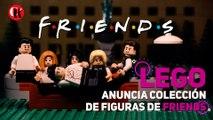LEGO anuncia colección de figuras de Friends