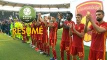 Rodez Aveyron Football - Paris FC (2-1)  - Résumé - (RAF-PFC) / 2019-20
