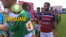 Clermont Foot - RC Lens (1-1)  - Résumé - (CF63-RCL) / 2019-20
