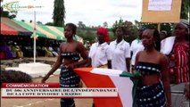 BAZERE/ La culture au cœur du 59 ème anniversaire de l'indépendance de la Côte d'Ivoire