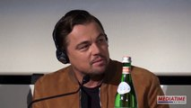 Once Upon a Time in... Hollywood, Leonardo DiCaprio press conference