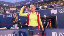 Halep retires with leg injury, Bouzkova moves on to Rogers Cup semi-finals