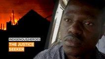 Indigenous Heroes: Nigeria's Elijah is seeking legal justice for his people