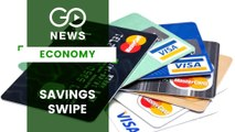 Surge In Credit Card Use