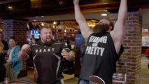The Strongest Man in History: Eddie Hall and Robert Oberst Gamble in Vegas