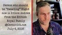 Cernovich on Prince Andrew & Epstein's Orgy Island