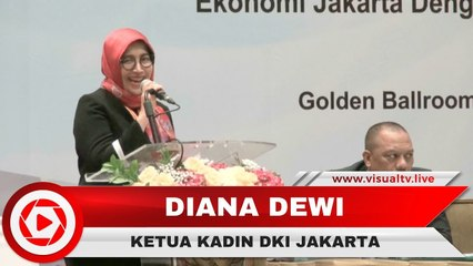 Ketua Kadin DKI Terpilih Diana Dewi, Telah Siapkan Sejumlah Rencana di Awal Jabatan