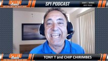 NFL Picks with Tony T and Chip Chirimbes Sports Pick Info 8/10/2019