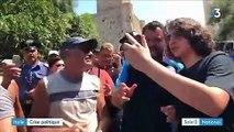 Italie : Matteo Salvini au milieu d'une crise politique