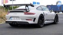 Porsche 991.2 GT3 RS (520hp) - POV Autobahn RUN!
