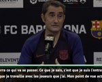 "Barça - Valverde : ""Pour Neymar, on verra ce qui va se passer"""