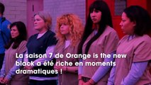 Orange is the New Black saison 7  (SPOILER) morte dans le final  L'actrice répond
