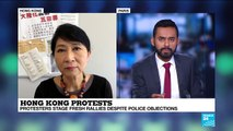 Claudia Mo on the unrest in Hong Kong