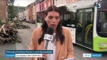 Tornade au Luxembourg : quelques blessés et des dégâts matériels