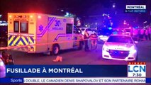 Fusillade a Montréal. #Montreal #Canada #Quebec #CNN #News #Nouvelles #Paris #France