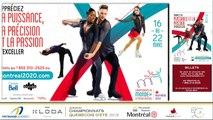 Championnats québécois d'été 2019 présenté par Kloda Focus, Pré-Juvénile -11 ans Messieurs, Juvénile -14 ans Messieurs et Junior Couple, prog. court