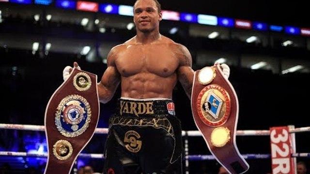 Champion Boxer & Gooner Anthony Yarde  Talks Arsenal & His World Title Fight!