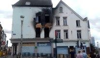 Incendie mortel à Bruxelles