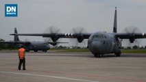 USAF finds cracking, grounds over a hundred C-130s   Defense News Minute, August 9, 2019