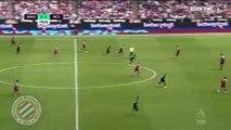 Passe D de Mahrez vs Westham
