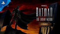 Batman: The Enemy Within Episode 2 - Trailer de lancement