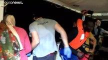 120 migrants secourus en Méditerranée