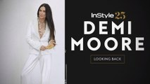 InStyle 25: Demi Moore Looks Back at Her InStyle Covers