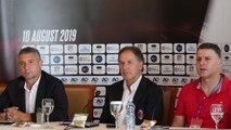 Feronikeli-Milan: Baresi e Massaro in conferenza