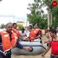 Karnataka Floods: Civil defence teams lead rescue efforts in Shivamogga