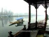 Local life in Srinagar, summer capital of Jammu & Kashmir