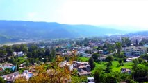 Poonch City in Jammu and Kashmir Beautiful View of Poonch City of Jammu Kashmir پونچھ شہرجموں کشمیر