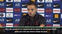 """PSG - Sarabia : """"Le PSG ? Un des cinq meilleurs clubs au monde"""""""