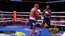 Andre Ward vs Chad Dawson - Highlights (Ward KNOCKS OUT Dawson)