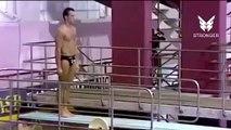 Training Jason Statham and The Rock Dwayne Johnson (2018)