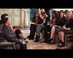 I - Toni Morrison meets with French students