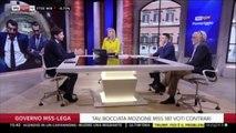 Cristian Romaniello (parte2) SkyTG24 7/08/2019 - MoVimento 5 Stelle