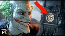 10 HIDDEN Video Game EASTER EGGS That Are Hard To Find