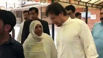The prayers of so many mothers in Pakistan are with PM Imran Khan.