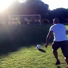 Football - Roberto Carlos n'a rien perdu de son talent