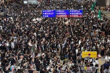 U.S.-China Trade War Further Disrupts Retail Sector, Hong Kong Protests Escalate