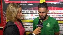 """ASSE - Boudebouz : """"Ça fait plaisir de revenir en Ligue 1"""""""