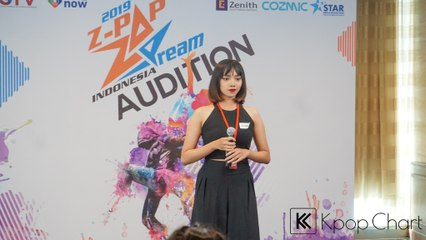 [EKSKLUSIF] Liputan Zpop Dream Audition Indonesia