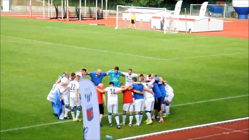 Skrót z meczu Flota Świnoujście 3 - 1 ( 2 - 0 ) Vineta Wolin