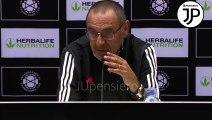 """Conferenza stampa SARRI post ATLETICO MADRID-JUVENTUS 2-1 """"Mercato? Situazione imbarazzante... Dybala? Quel che dico io conta zero se..."""" - ICC JUVE 10.08.2019 - International Champions Cup"""