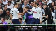 Bringing on Eriksen helped 'predictable' Spurs win - Pochettino