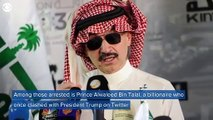 Saudi elites detained in Ritz Carlton after arrests on corruption charges -/////