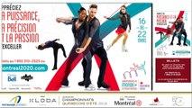 Championnats québécois d'été 2019 présenté par Kloda Focus, Junior Dames gr. 1, prog. Libre, Senior Danse rythmique et Senior Messieurs, prog. libre